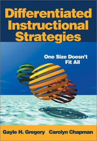 9780761945505: Differentiated Instructional Strategies: One Size Doesn′t Fit All