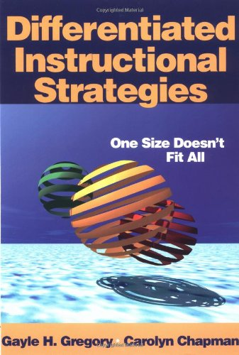 9780761945512: Differentiated Instructional Strategies: One Size Doesn't Fit All