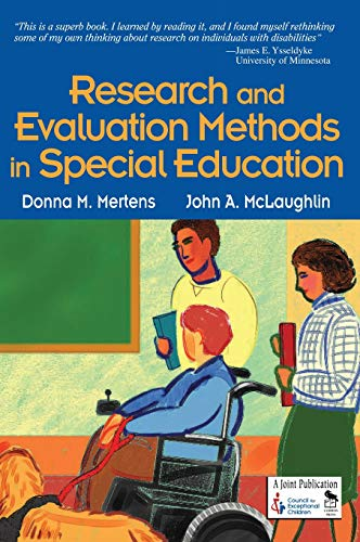 9780761946526: Research and Evaluation Methods in Special Education