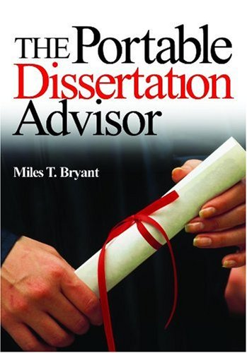 9780761946953: The Portable Dissertation Advisor