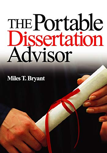 9780761946960: The Portable Dissertation Advisor