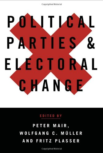 9780761947189: Political Parties and Electoral Change: Party Responses to Electoral Markets