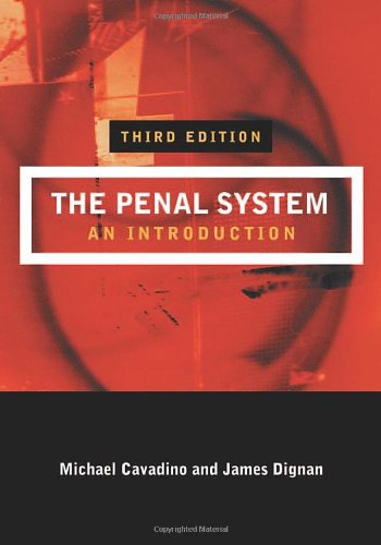 9780761947431: The Penal System: An Introduction (3rd Edition)