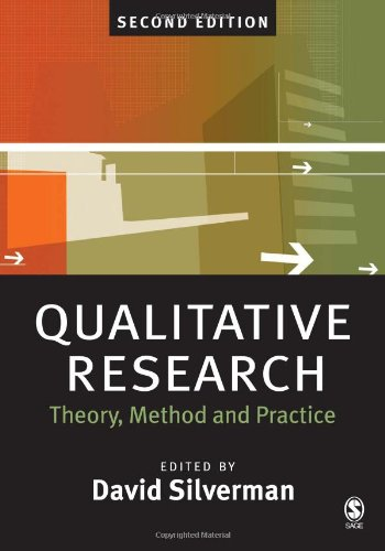 9780761949336: Qualitative Research: Theory, Method and Practice
