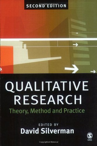 9780761949343: Qualitative Research: Theory, Method and Practice
