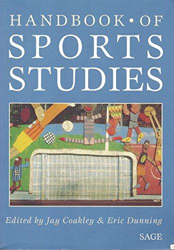 9780761949497: Handbook of Sports Studies