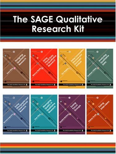 9780761949749: The SAGE Qualitative Research Kit (8 Volumes)
