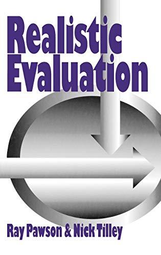 9780761950080: Realistic Evaluation