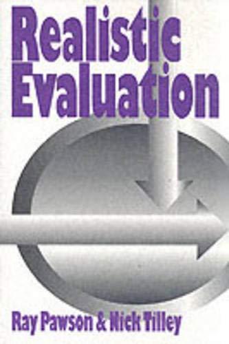 9780761950097: Realistic Evaluation