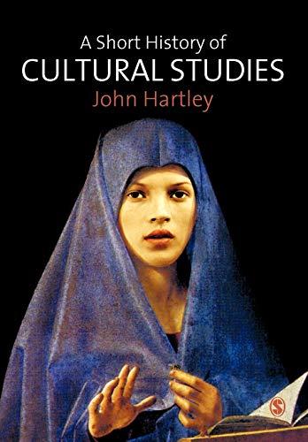 9780761950288: A Short History of Cultural Studies