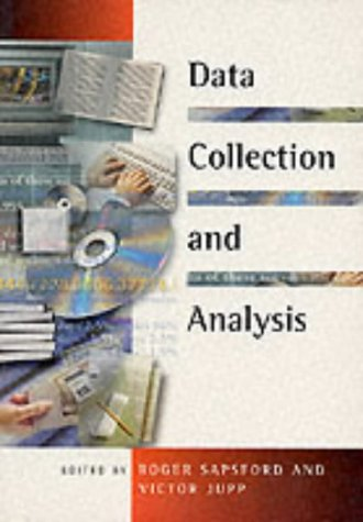 9780761950462: Data Collection and Analysis (Published in association with The Open University)