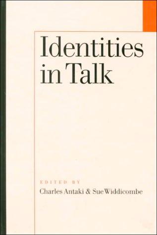 9780761950608: Identities in Talk