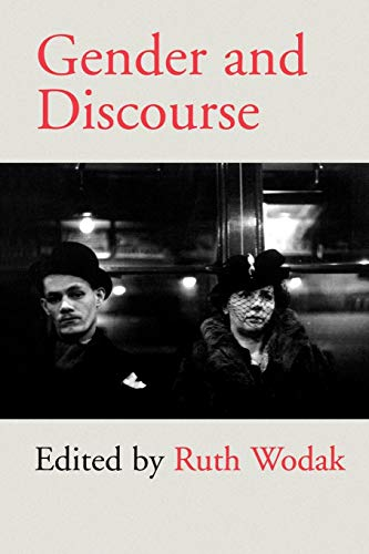 9780761950998: Gender and Discourse (Sage Studies in Discourse)