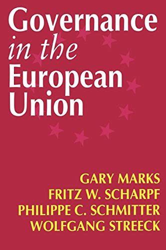 9780761951353: Governance in the European Union