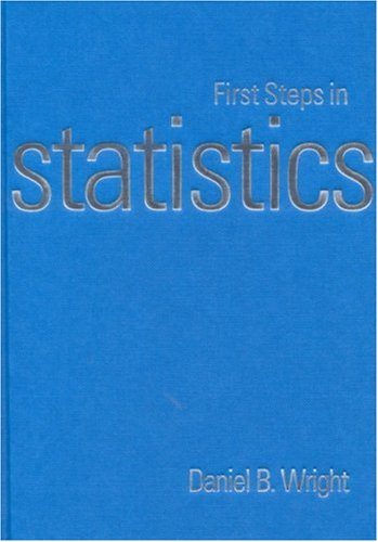 9780761951629: First Steps in Statistics (Introducing Statistical Methods)