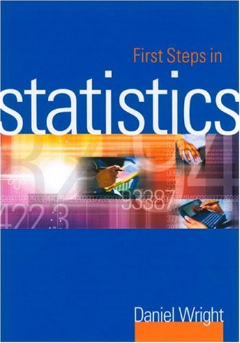 9780761951636: First Steps in Statistics (Introducing Statistical Methods Series)
