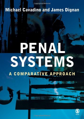 9780761952022: Penal Systems: A Comparative Approach