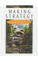 9780761952244: Making Strategy: The Journey of Strategic Management