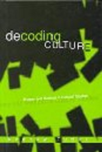 9780761952466: Decoding Culture: Theory and Method in Cultural Studies