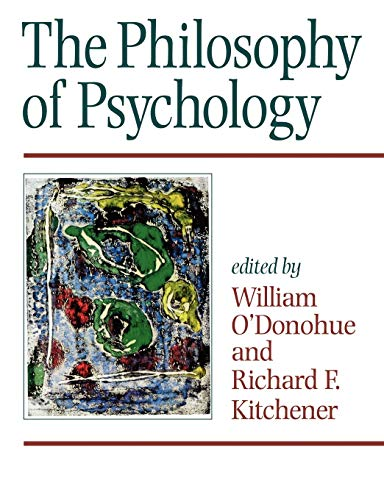 9780761953050: The Philosophy of Psychology