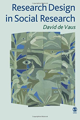 9780761953470: Research Design in Social Research