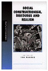 9780761953760: Social Constructionism, Discourse and Realism (Inquiries in Social Construction series)
