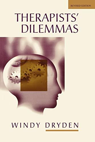 9780761953944: Therapists′ Dilemmas