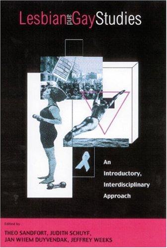 Lesbian and Gay Studies: Theo Sandfort (editor),
