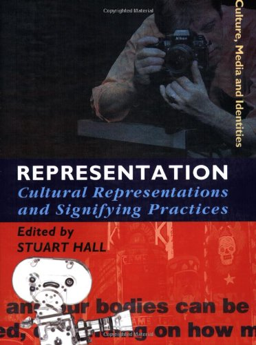 9780761954323: Representation: Cultural Representations and Signifying Practices (Culture, Media and Identities Series)