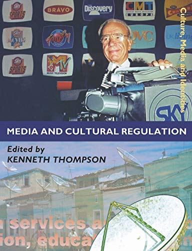 9780761954408: Media and Cultural Regulation (Culture, Media and Identities series)