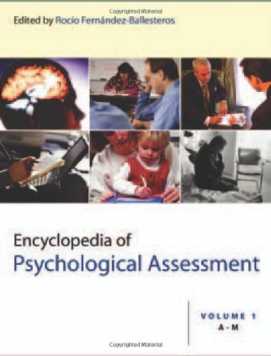 9780761954941: Encyclopedia of Psychological Assessment