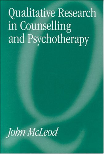 9780761955054: Qualitative Research in Counselling and Psychotherapy