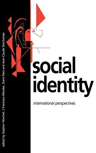 9780761955238: Social Identity: International Perspectives