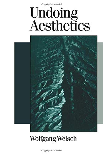 9780761955948: Undoing Aesthetics (Published in association with Theory, Culture & Society)