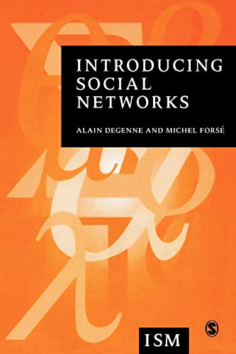 9780761956044: Introducing Social Networks (Introducing Statistical Methods series)
