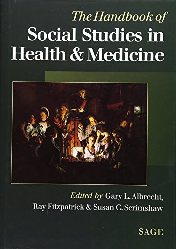 The Handbook of Social Studies in Health and Medicine