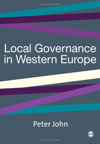 9780761956365: Local Governance in Western Europe (SAGE Politics Texts series)