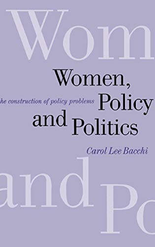 9780761956747: Women, Policy and Politics: The Construction of Policy Problems