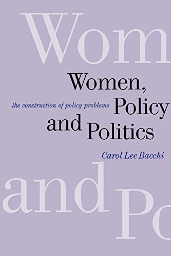 9780761956754: Women, Policy and Politics: The Construction of Policy Problems