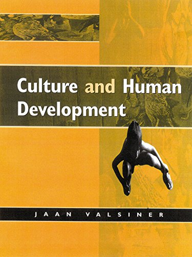 9780761956839: Culture and Human Development