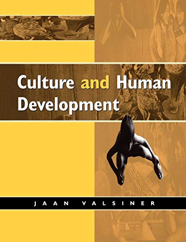 9780761956846: Culture and Human Development