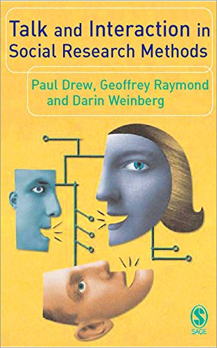 9780761957041: Talk and Interaction in Social Research Methods