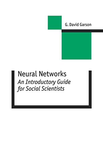 9780761957317: Neural Networks: An Introductory Guide for Social Scientists (New Technologies for Social Research series)