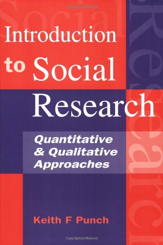 9780761958130: Introduction to Social Research: Quantitative and Qualitative Approaches