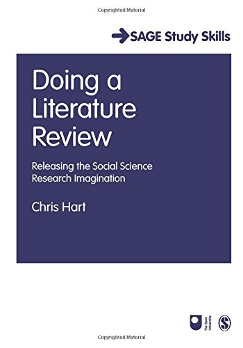 the literature review in research sage Preparing literature reviews in the social sciences russell sage foundation on the centrality of the dissertation literature review in research preparation.