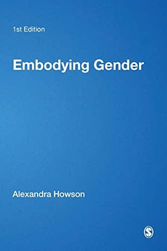 Embodying Gender: Howson, Alexandra