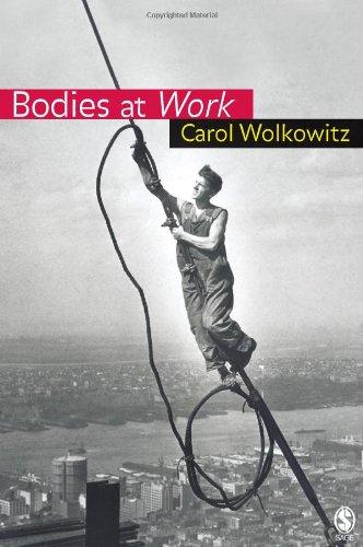 9780761960638: Bodies at Work