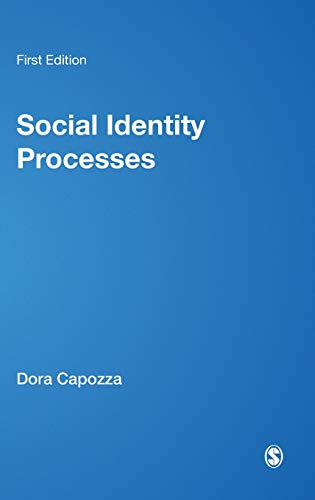 9780761960850: Social Identity Processes: Trends in Theory and Research