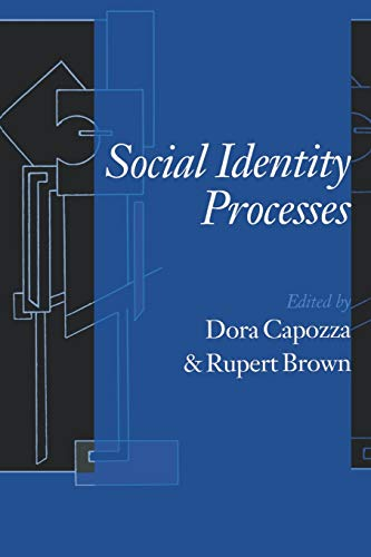 9780761960867: Social Identity Processes: Trends in Theory and Research