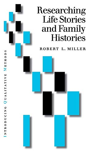 9780761960911: Researching Life Stories and Family Histories (Introducing Qualitative Methods series)